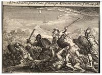 Abraham fights the kings