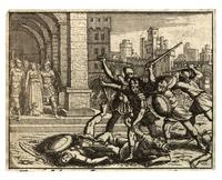 The slaying of the Shechemites