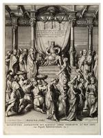Solomon and the Queen of Sheba