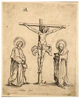 Crucifixion, after Dürer