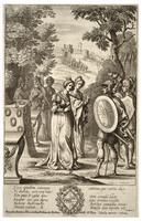 Aeneas meets Andromache