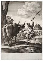 The peasant and the ox
