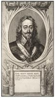 Charles I and the camps of his army in the Scottish war
