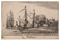 Delfshaven (plus a reversed image)