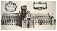 St Paul's. North side