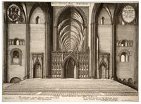 St Paul's Choir screen