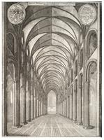 St Paul's. The nave