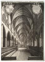St Paul's. The choir