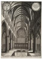 St Paul's. Interior of E. end