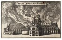 St Paul's burning (Lex ignea)