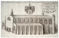 London. St Catherine's church