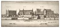 Westminster from the river