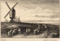 The four windmills (Brueghel)