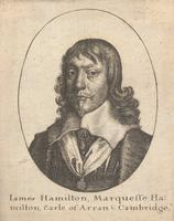 James, Marquis of Hamilton