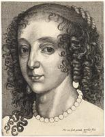 Henrietta Maria, after van Dyck