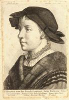 Young Man, after Holbein