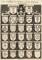Arms of the English bishoprics