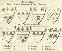 Bickenhill (Peche and Waver)