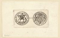 Half-crown of Charles I