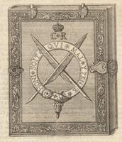 Book and Seal of the Garter