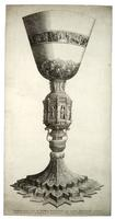 A chalice, after Mantegna