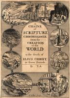T. Allen.  Chain of scripture chronology