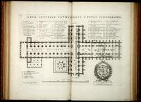 St. Paul's. Ground plan