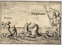 The Greek gods. Neptune