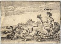 The Greek gods. Ceres